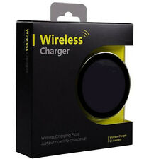 Wireless USB Charger For Blackberry Priv (US Version) (Black With Black Trim)