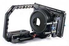 Redrock mattebox & Shape paparazzi DSLR rig