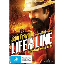 LIFE ON THE LINE-John Travolta-Region 4-New AND Sealed