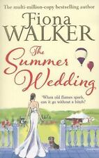 The Summer Wedding, Walker, Fiona, New Books
