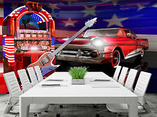 American Classic Rock Wall Mural Photo Wallpaper GIANT DECOR Paper Poster