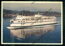 """Ship """"VICT 19"""" British Columbia Ferry Corporation, Canada (SH#1)#772*2notmailed"""