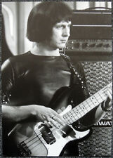 THE WHO POSTER PAGE 1968 JOHN ENTWISTLE . NOT CD DVD