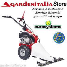 Motofalciatrice EUROSYSTEMS P55-MADE IN ITALY - motore  HONDA GCV 160- NUOVA