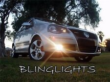 2006 2007 2008 2009 Volkswagen Polo Mk4 9N3 Xenon Fog Lamps Driving Lights Kit