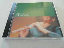 Andersen Consulting - Water Music (CD Album 1997) Used Very Good