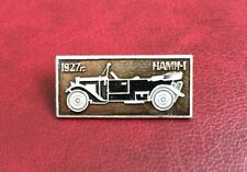 URSS auto нами - 1 1927 CAR us-1 PIN BADGE DISTINTIVO USSR Russia RAR stato 1a