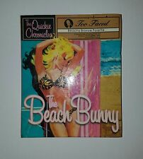 TOO FACED The Quickie Chronicles: The Beach Bunny Make Up Kit (NEW)