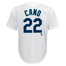 (NEW/NWT) Seattle Mariners ROBBY CANO mlb Jersey YOUTH KIDS BOYS (xl)