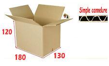 Pour l'envoi....lot de 20 boîtes emballage carton 180 X 130 X 120 mm SC 10