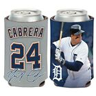 MIGUEL CABRERA #24 DETROIT TIGERS KOLDER KADDY KOOZIE CAN HOLDER BRAND NEW