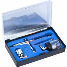 HS34 Gravity & Bottom Feed Dual Action Airbrush