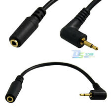 Mono Earphone Converter 2.5mm Male to 3.5mm Female Audio Adapter Cable for MP3
