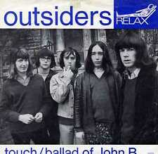 """OUTSIDERS """"TOUCH"""" ORIG HOLL 1967 MOD GARAGE VG/VG"""