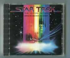 OST Soundtrack CD STAR TREK © 1979/86 MADE IN JAPAN Columbia CK 36334 Near mint
