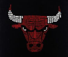 T Shirt NBA Chicago Bulls  100% Cotton For Man/woman/kids Cool Funny