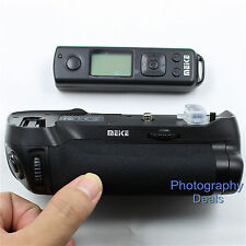 New Meike MK-D500 Pro 2.4G Remote Control Battery Grip for Nikon D500 as MB-D17