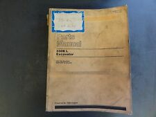 Caterpillar 330B L Excavator Parts Manual  SEBP2437-02