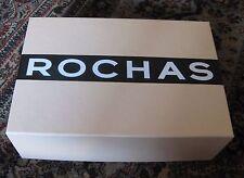 ROCHAS: EMPTY SHOE BOX