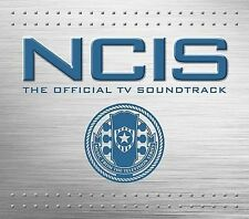 NCIS: The Official TV Soundtrack by Various Artists (CD, Feb-2009, 2 Disc set)