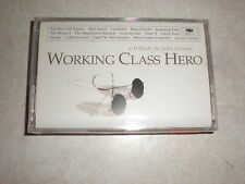 Working Class Hero CASSETTE A Tribute To John Lennon SEALED