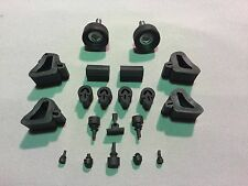 1964 1965 1966 Dart Barracuda Body Bumper Kit Hood Adjusters Doors Trunk Rubber