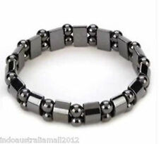 Premium Magnetic Hematite Bracelet Arthritic Pain and Blood Pressure (IMB005)