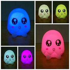 LED Eggshell Mood Light Colour Changing Night Lamp safety lamp bedside lamp XF