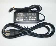 Original Ac Adapter Cord for Acer ADP-65JH DB PA-1650-02 PA-1700-02 SADP-65KB D