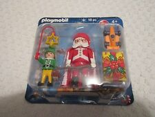 Playmobil 5846 Santa Claus & Elf Presents Christmas Holiday Set