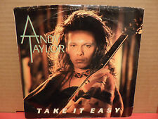 "Andy Taylor Take It Easy / Angel Eyes 7"" 45 Record Picture Sleeve 7-89414 Duran"