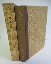 Robert Graves POEMS Limited Editions Club in Slipcase