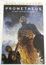 SDCC 2016   PROMETHEUS   / ALIENS DEFIANCE    2 Sided Poster 11 x 17 Dark Horse