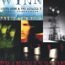 Steve Wynn & The Miracle 3  - Static Transmission - Deluxe Edition 2 CD Album