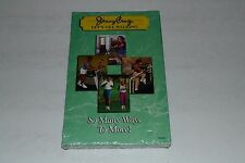 Jenny Craig - Let's Get Walking - 2 Audio Tapes - NEW Sealed FAST SHIPPING!