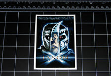 Friday the 13th Part 10 Jason X movie decal sticker Crystal Lake 1980s horror