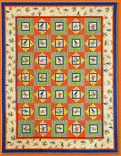 Dino Sports Quilt Pattern Pieced PC