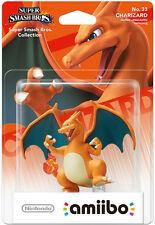 NINTENDO AMIIBO Pokemon Charizard Super Smash Bros. Series Character Figure