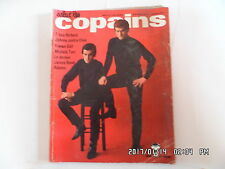 SALUT LES COPAINS N°32 03/1965 EDDY MITCHELL DICK RIVERS JOHNNY HALLYDAY  H48