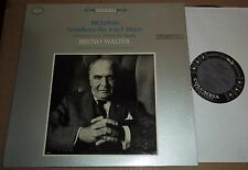 Bruno Walter BRAHMS Symphony No.3, Haydn Variations - Columbia  Six-Eye MS 6174