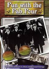 Fun With the Fab Four (DVD, 2003) The Beatles Ringo Starr Paul McCarthy Vintage