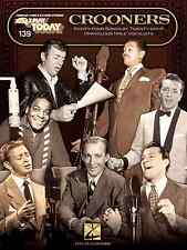 """""""CROONERS"""" E-Z PLAY TODAY #139 PIANO MUSIC BOOK BRAND NEW ON SALE SONGBOOK!!"""