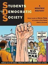 Students for a Democratic Society: A Graphic History-ExLibrary