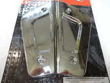 HONDA GOLDWING GL1800 2001-2012 CHROME  REAR FLOORBOARD COVERS