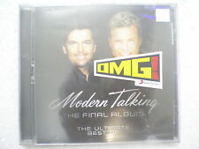 Modern Talking The Final Album CD 2006  RARE INDIA INDIAN HOLOGRAM NEW
