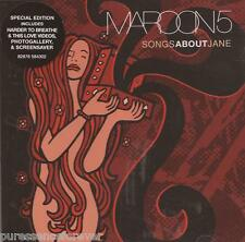 MAROON 5 - Songs About Jane (UK 12 Track Enh CD Album)