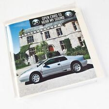 Lotus Espirit Sound Greeting Card