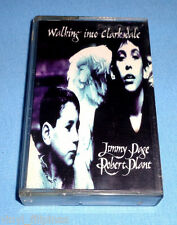INDONESIA:JIMMY PAGE - ROBERT PLANT - Walking Into Clarksdale,TAPE,Cassette