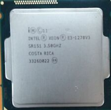 CPU Intel Xeon E3-1270V3 3.5 GHz Quad-Core