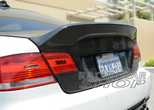 Carbon Fiber ERICSSON STYLE BOOTLID TRUNK BMW 3-Series E92 COUPE 2Door M3 B172